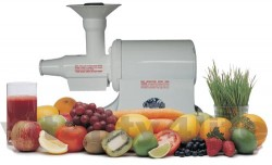 Champion 2000+ Juicer - biely